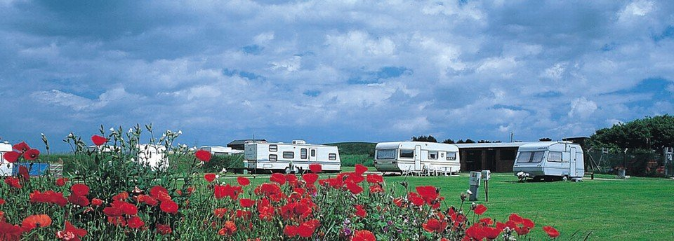 The perfect location for touring & camping